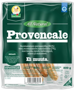 all natural provencale 230 g 0