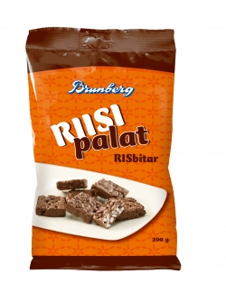 Riisipalat 200g High
